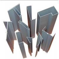Thin Wall Aluminum Extrusion Channel With U / T / I Channel Shaped Manufactures