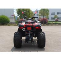 200CC Utility ATV With Reverse , Oil-Cooled Engine Manufactures