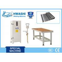Large Copper Table Type Hanging Sheet Metal Welder for steel cabinets Manufactures