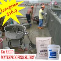 Buy cheap Exterior Foundation Cementitious Waterproofing Agent Concrete Admixture Polymer from wholesalers