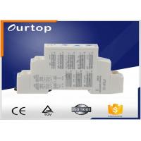 Green LED Multifunction Timer Relay 500mW Minimum Switching Load Multi Function Manufactures