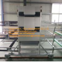 Buy cheap Poultry Farming Silver Color Hot-dip Galvanized Sheet Simple H Frame Automatic Broiler Cages & Chicken Coops from wholesalers
