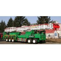 Workover Rig (Hoist) with Double Drum Manufactures