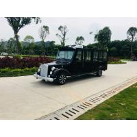 Black Vintage And Classic Cars 5300×1600×2000 Mm 800kg Load Capacity Manufactures