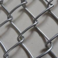 3.76mm - 50x50mm chain link fence Cyclone Fence For Sale Manufactures