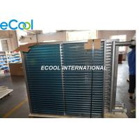 China Oil Cooler Fin And Tube Heat Exchanger With Customized Size / Capacity on sale
