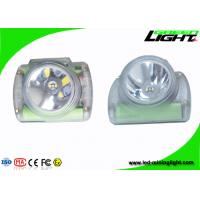 Buy cheap IP68 Water - Proof Rechargeable LED Headlamp With Magnex Connecting Charging Way from wholesalers