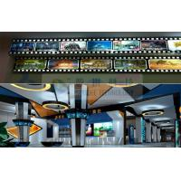Electrical 4D Cinema System with IMAX Screen , Latest Movies , NEC / Panasonic Projector Manufactures