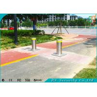 Expandable Safety Barrier Traffic Rising Bollard 304 Stainless Steel Manufactures