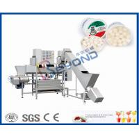Butter / Cheese Processing Plant Cheese Making Equipment , 20000L/D Mutifuntional Cheese Processing Equipment Manufactures