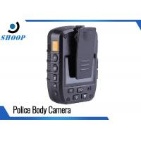 Ambarella A7 Portable HD Body Camera , IR Night Vision Police Officer Body Camera Manufactures