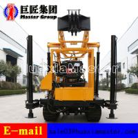 Quality Hot selling XYD-130 Crawler drilling rig hydraulic rotary drilling rig with Good for sale