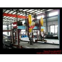 Two Welding Arm Mobile Gantry Type Welding Machine For H Beam Welding Seam Manufactures