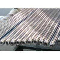 Carbon steel Hard Chrome Plated Tube / Hard Chrome Shaft 20MnV6 Manufactures