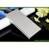 External Battery Fast Charging Power Bank 6000mAh Environment - Friendly Manufactures