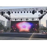 SMD2121 128X128 Dots P5 Indoor Led Video Wall Panels Manufactures