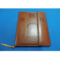 offset Leather Bound Book Printing Manufactures
