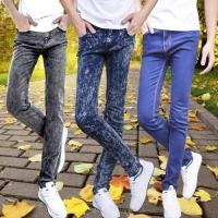 New products 2018 innovative product basic man jean pants latest design denim jeans pants Manufactures