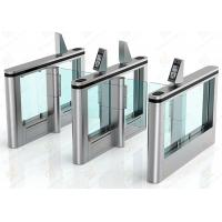Buy cheap Stylish Half Height Turnstile Entrance Gates RFID Card Reader from wholesalers