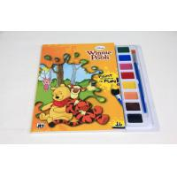 Quality Custom Children Coloring Book Printing , Colouring Books To Print With for sale