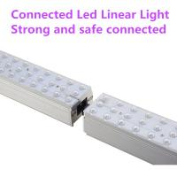 Attachable Design Led Hanging Ceiling Lights , Suspended Light Fixtures Commercial Manufactures