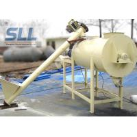 Electrical Weighing System Dry Mortar Equipment For Construction Project Manufactures
