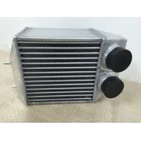 Aluminum Auto Water Intercooler Core For Audi / Renault 200mm X 204mm X 118mm Manufactures