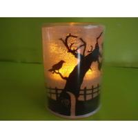 Quality LED flashing tea-light Christmas LED candle Indoor decorated Halloween LED for sale