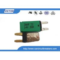 Quality VDE V7AM Thermal Protector Normally Closed / Normally Open Thermal Fuse Color Code for sale