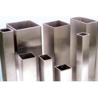 Thin Wall Aluminum Extrusion Rectangular Tube / Extruded Aluminum Shapes Manufactures