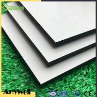 Quality Amywell 2-25mm fireproof solid phenolic resin formica HPL high pressure compact laminate HPL sheet for sale