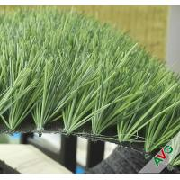 FIFA Standard Diamond Shape Football Artificial Turf with 160 Stitchs / 60mm Pile Height Manufactures