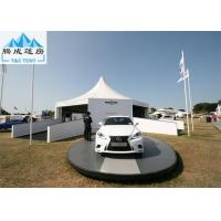 Buy cheap Aluminum Frame Multi-Side Roof Structrue Meeting Wedding Party Tent For 800 People from wholesalers