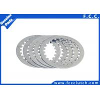 Genuine FCC Motorcycle Steel Clutch Plates , Honda CG150 Motorcycle Clutch Plate Manufactures