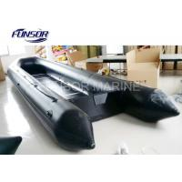 Large 8m Emergency Inflatable Boat , Heavy Duty Inflatable Sea Kayak Manufactures