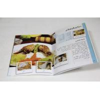 Professional CookBook Printing , 4C Cook Book Recycled Material Manufactures