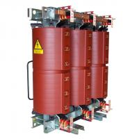 China Three Phase Dry Type Transformer H Grade Non Encapsulated Air Insulation on sale