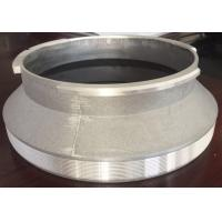 Printing Machine Spares Rotary Screen End Ring / Rotary Endring Aluminum Manufactures
