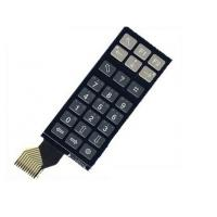 Durable Moistureproof PET / PMMA Plastic / Rubber Membrane Switch Manufactures