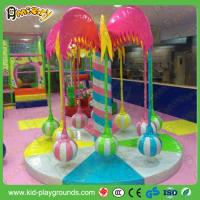 China Classical Kids Play land games Palm Tree Elecrtic Rotate coconut tree kids play ground equipment on sale