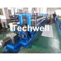 Coil Thickness 0.18-0.4mm, High Strength Steel Sheet Horizontal Corrugated Sheet Roll Forming Machine Manufactures