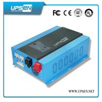 Buy cheap Remote Control 120VAC 60Hz DC AC Inverter Charger with Pure Sine Wave from wholesalers