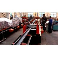High Quality Galvanized Steel C / Z Purlin Roll Forming Machine , C Purlin Production Line Manufactures
