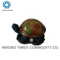 Lovely Solar Powered Turtle Light , 4500K - 6500K Solar Tortoise Garden Light Manufactures