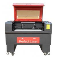 Water Cooling CO2 Fabric Leather Laser Engraving Machine With Double Heads 100w Manufactures