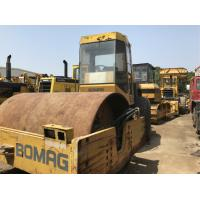 Buy cheap Auto Gear Second Hand Road Roller , Bomag Bw217d Pneumatic Roller Compactor from wholesalers