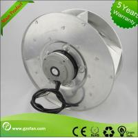 FFU EC AC Centrifugal Blower Fan Back Curved For Houses / Buildings Ventilation Manufactures
