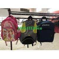 Holitex Students Used School Bags Mixed Type Second Hand Travel Bags For Nigeria Manufactures
