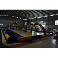 PVC tarpaulin Inflatable Sports Games Large runway Customized Manufactures