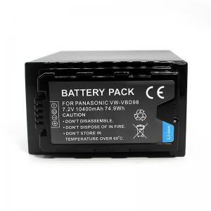 10400mAh 7.2V 74.9Wh Custom Lithium Battery Packs Manufactures